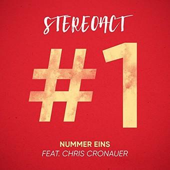 STEREOACT FEAT. CHRIS CRONAUER - Nummer Eins (Toka Beatz/Kontor/KNM)