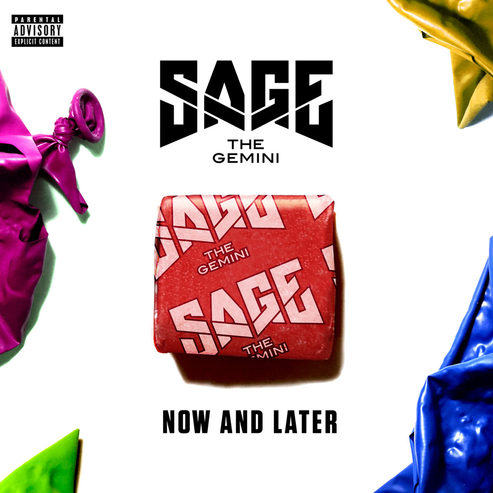 SAGE THE GEMINI - Now And Later (Global Gemini)
