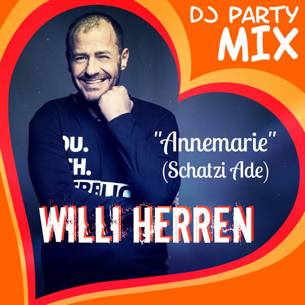 WILLI HERREN - Annemarie (Schatzi Ade) (Fiesta/KNM)
