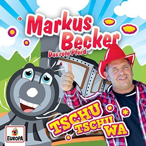 MARKUS BECKER - Tschu Tschu Wa (Europa/Sony)