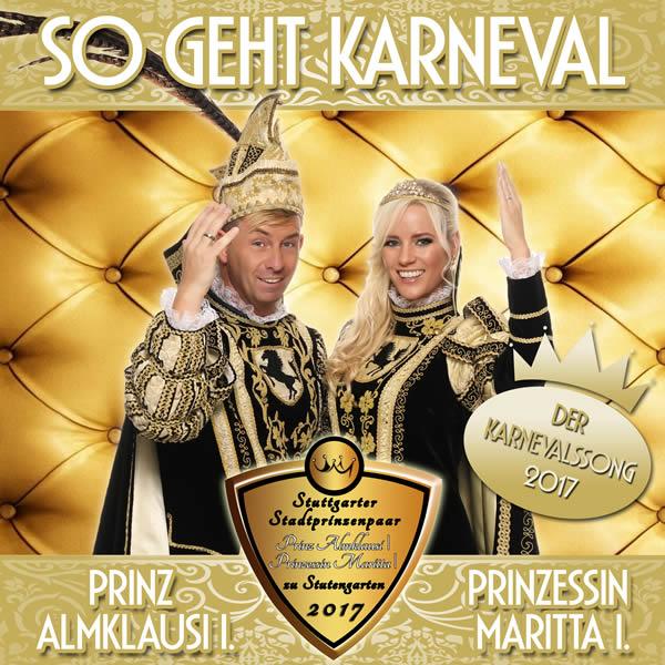 ALMKLAUSI & MARITTA - So Geht Karneval (Fiesta/KNM)