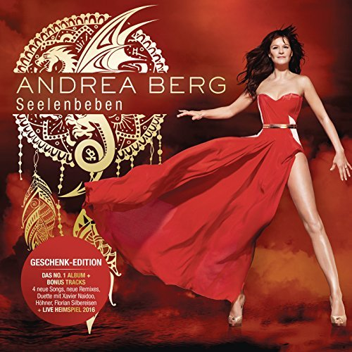 ANDREA BERG - Feuervogel (Bergrecords/Sony)