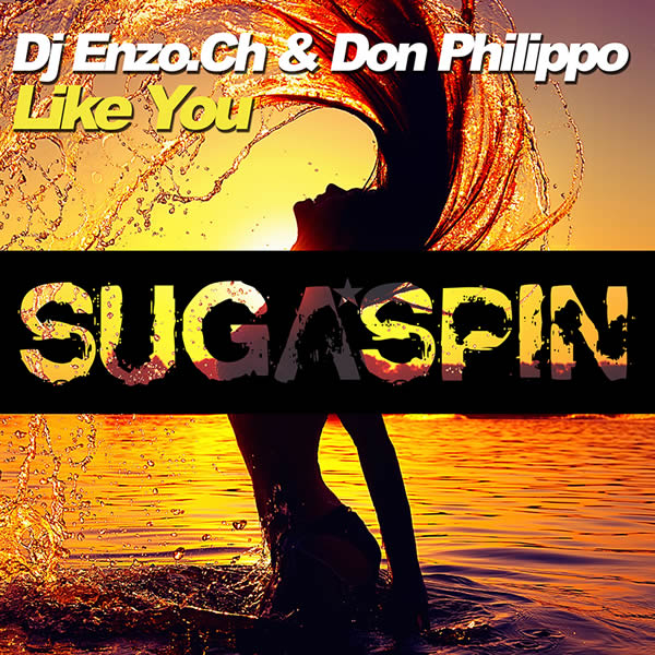 DJ ENZO.CH & DON PHILIPPO - Like You (Sugaspin/KNM)