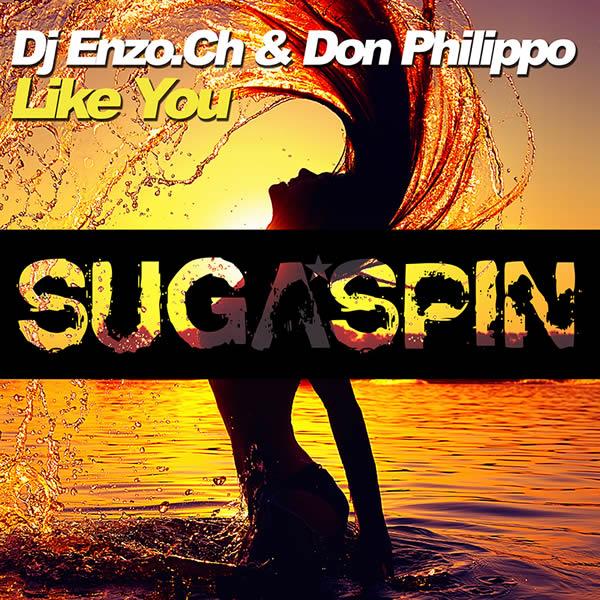 DJ ENZO.CH & DON PHILIPPO - Like You (Sugaspin/KNM)