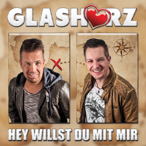 GLASHERZ - Hey Willst Du Mit Mir (La Ola/Fiesta/KNM)