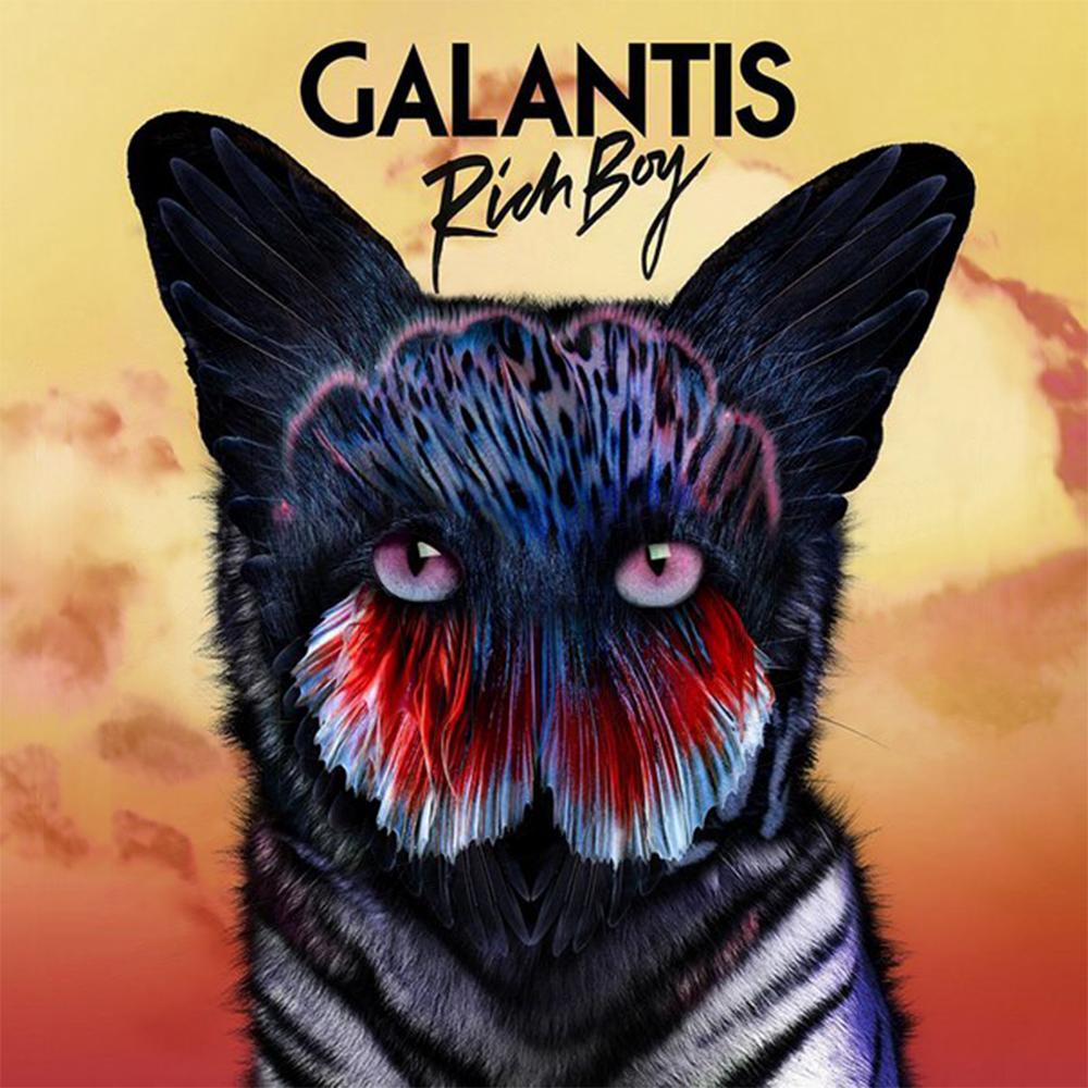 GALANTIS - Rich Boy (Big Beat/Atlantic/Warner)