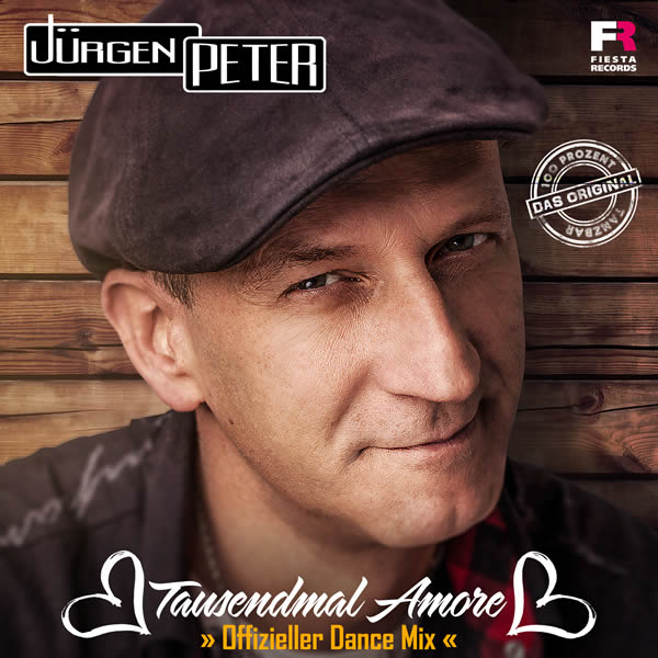JÜRGEN PETER - Tausendmal Amore (Fiesta/KNM)
