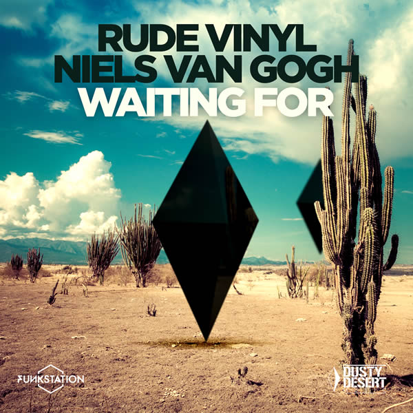 RUDE VINYL & NIELS VAN GOGH - Waiting For (Dusty Desert/Planet Punk/KNM)