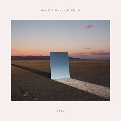 ZEDD & ALESSIA CARA - Stay (Interscope/Universal/UV)