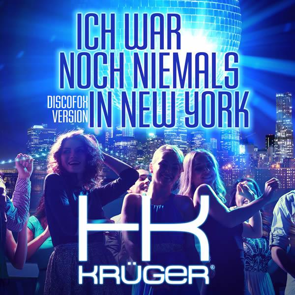 HK KRÜGER - Ich War Noch Niemals In New York (Fiesta/KNM)