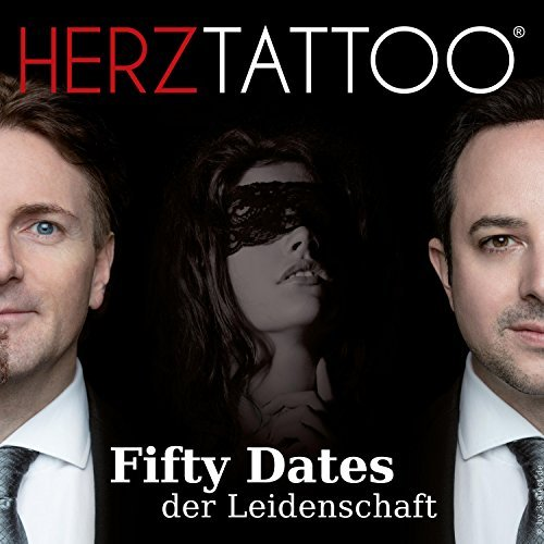 HERZTATTOO - Fifty Dates Der Leidenschaft (3select)