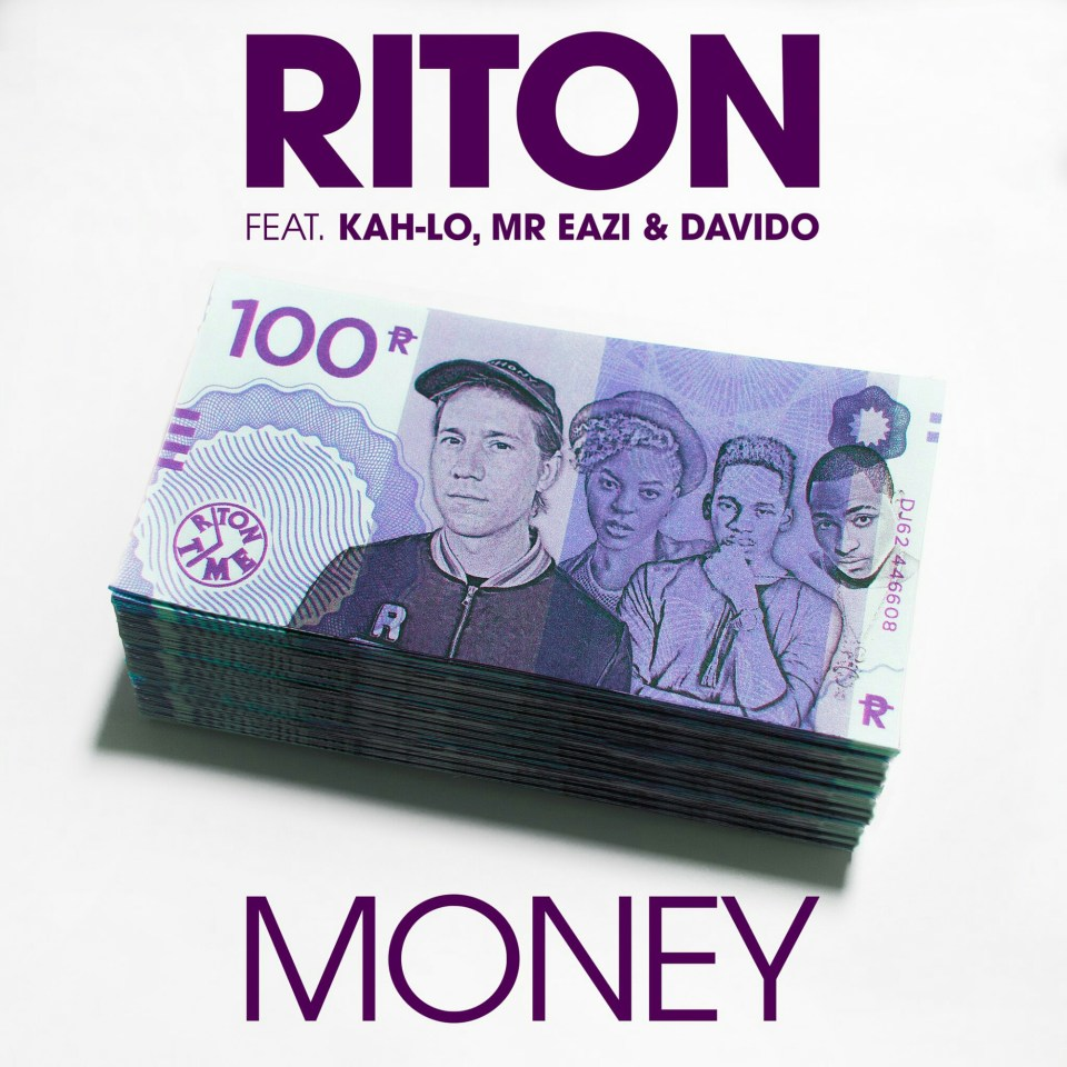 RITON FEAT. KAH-LO - Money (Ministry Of Sound/Zebralution)