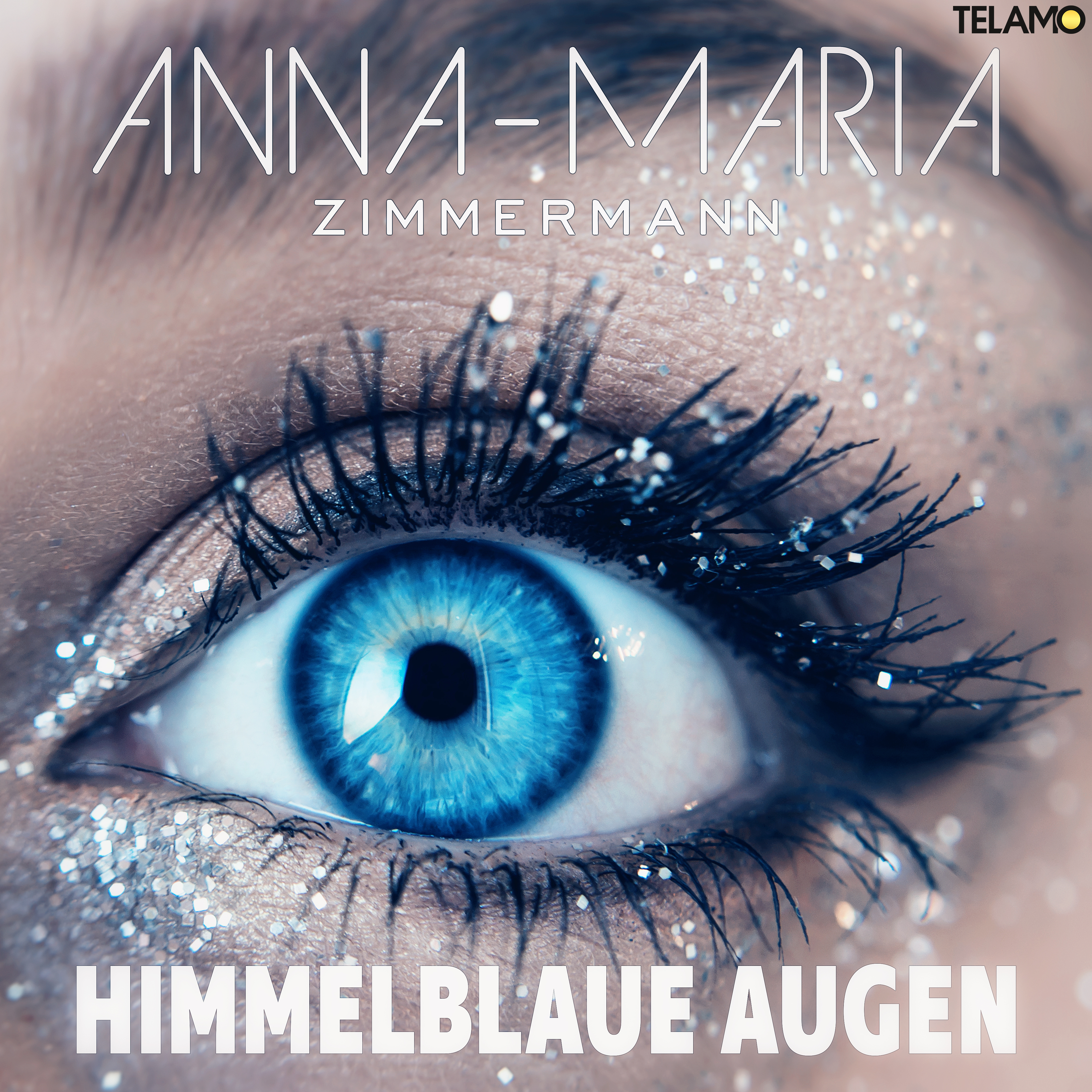 ANNA-MARIA ZIMMERMANN - Himmelblaue Augen (Telamo/Warner)