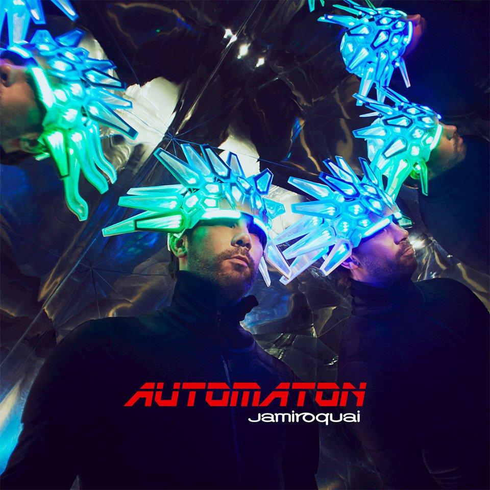 JAMIROQUAI - Automaton (Virgin/Universal/UV)