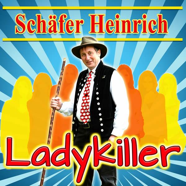 SCHÄFER HEINRICH - Ladykiller (Xtreme Sound)