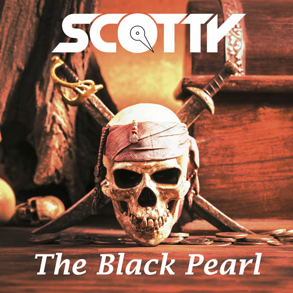 SCOTTY - The Black Pearl (K17) (Splashtunes/A 45/KNM)