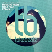 MURANO MEETS TOKA FEAT. XPLAIN - Listen To Your Heart (Toka Beatz/Believe)