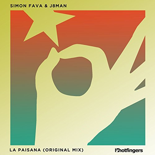 SIMON FAVA & J8MAN - La Paisana (Columbia/Sony)
