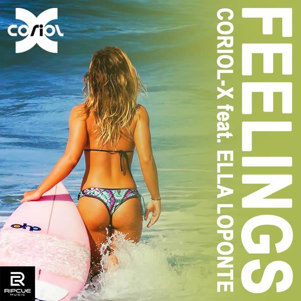 CORIOL-X FEAT. ELLA LOPONTE - Feelings (RipCue)