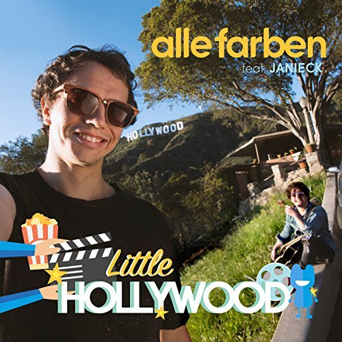 ALLE FARBEN & JANIECK - Little Hollywood (Synesthesia/Sony)