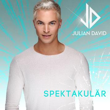 JULIAN DAVID - Spektakulär (Electrola/Universal/UV)