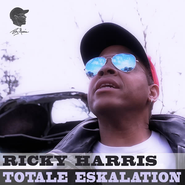RICKY HARRIS - Totale Eskalation (Fiesta/KNM)