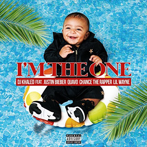 DJ KHALED FEAT. JUSTIN BIEBER, QUAVO, CHANCE THE RAPPER & LIL WAYNE - I'm The One (We The Best/Epic/Sony)