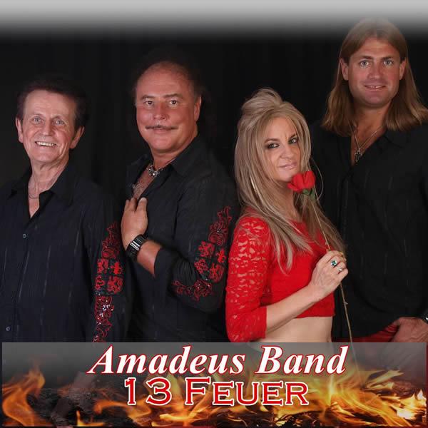 AMADEUS BAND - 13 Feuer (Fiesta/KNM)
