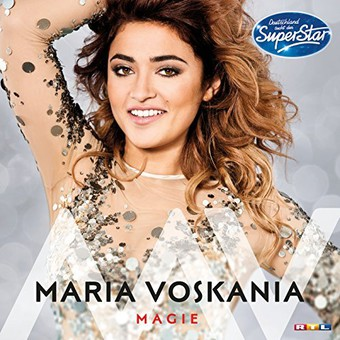 MARIA VOSKANIA - Magie (Polydor/Island/Universal/UV)