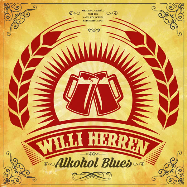 WILLI HERREN - Alkohol Blues (Fiesta/KNM)