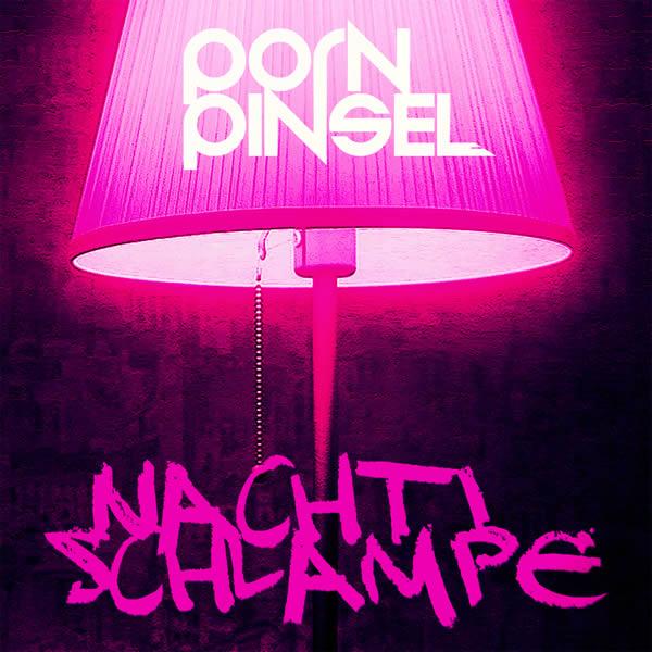 PORN & PINSEL - Nachtischlampe (Fiesta/KNM)