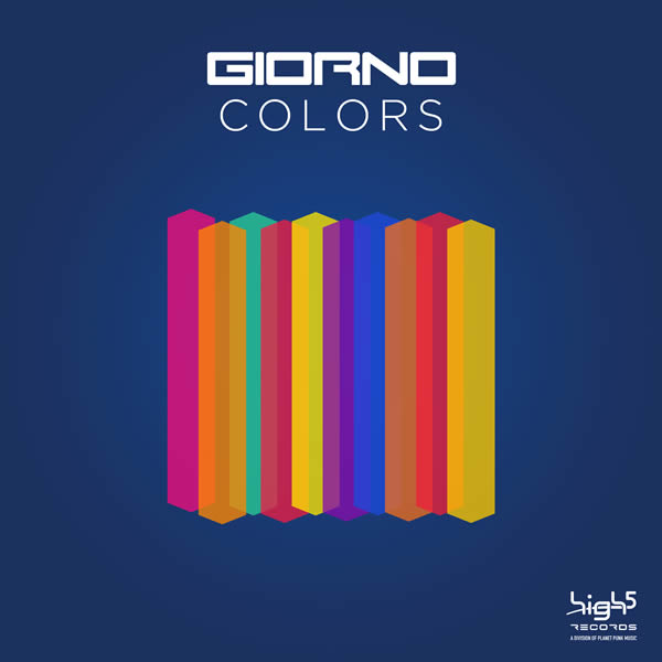 GIORNO - Colors (High Five/Planet Punk/KNM)