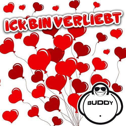 BUDDY - Ick Bin Verliebt (Megamix)