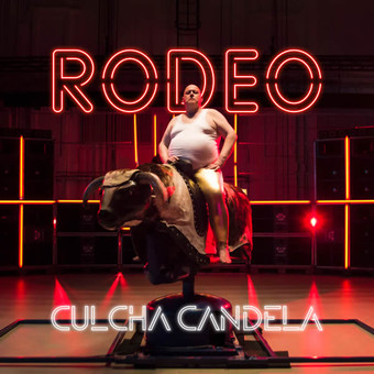 CULCHA CANDELA - Rodeo (RCA/Sony)