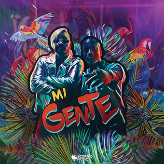 J BALVIN & WILLY WILLIAM - Mi Gente (B1/Sony)