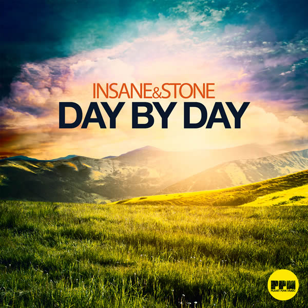 INSANE & STONE - Day By Day (Planet Punk/KNM)