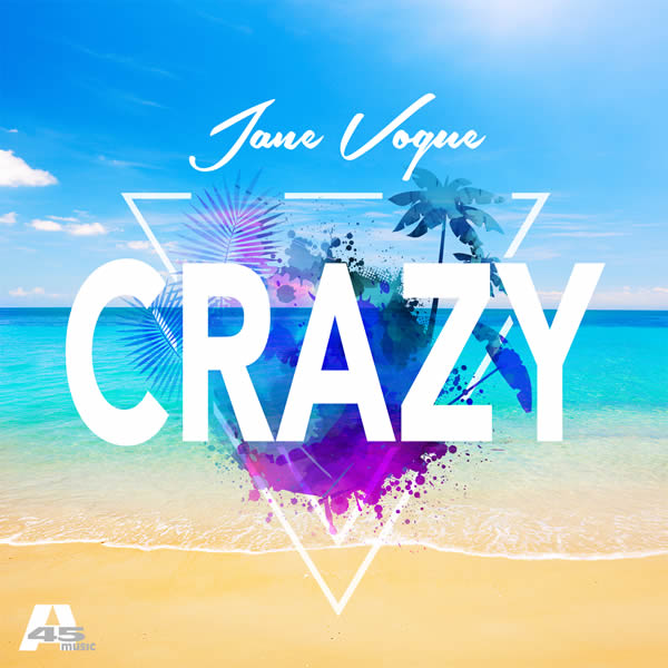 JANE VOGUE - Crazy (C47/A 45/KNM)