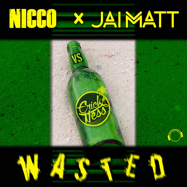NICCO & JAI MATT VS. ERICK NESS - Wasted (Mental Madness/KNM)