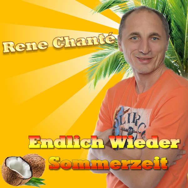 RENE CHANTÉ - Endlich Wieder Sommerzeit (Fiesta/KNM)