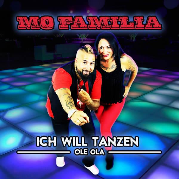MO FAMILIA - Ich Will Tanzen (Ole Ola) (Fiesta/KNM)