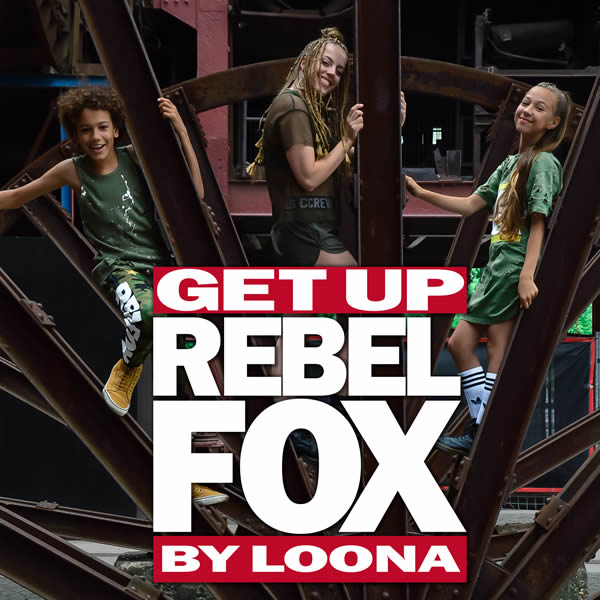 REBELFOX - Get Up (Loonalicious)