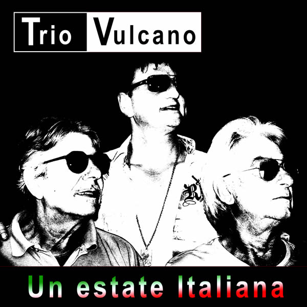 TRIO VULCANO - Un Estate Italiana (Fiesta/KNM)
