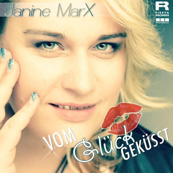 JANINE MARX - Vom Glück Geküsst (Fiesta/KNM)