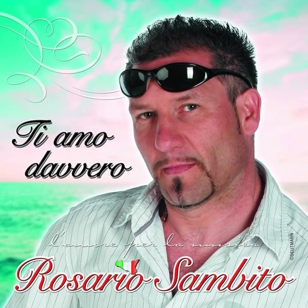 ROSARIO SAMBITO - Ti Amo Davvero (Fiesta/KNM)