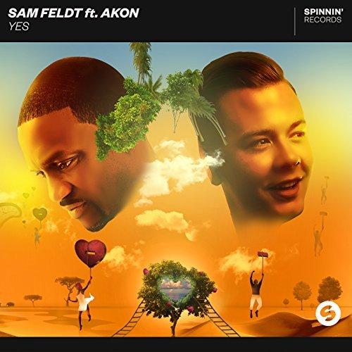SAM FELDT FEAT. AKON - YES (Spinnin/Polydor/Island/Universal/UV)