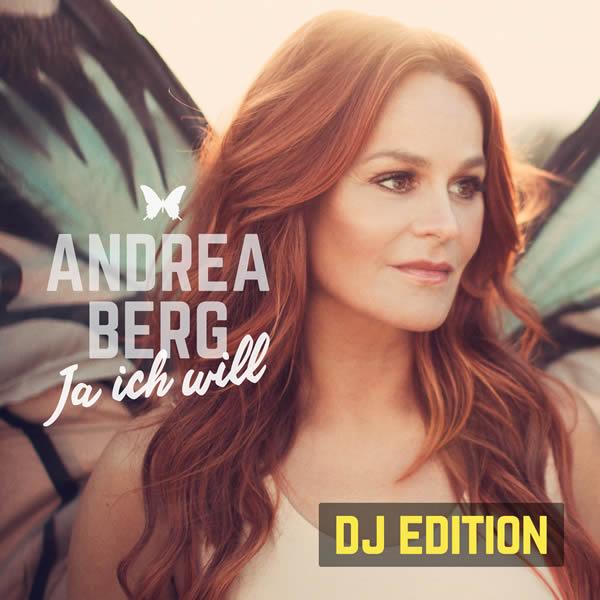 ANDREA BERG - Ja Ich Will (Bergrecords)