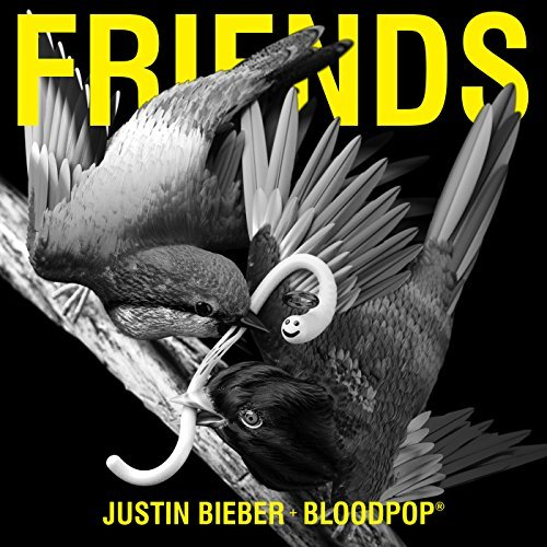 JUSTIN BIEBER + BLOODPOP - Friends (Republic Records)