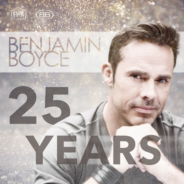 BENJAMIN BOYCE - 25 Years (Fox-House-Records)