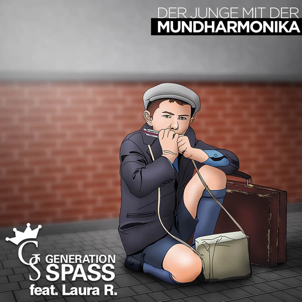 GENERATION SPASS FEAT. LAURA R. - Der Junge Mit Der Mundharmonika (Fiesta/KNM)