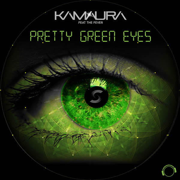 KAMAURA FEAT. THE FEVER - Pretty Green Eyes  (Mental Madness/KNM)